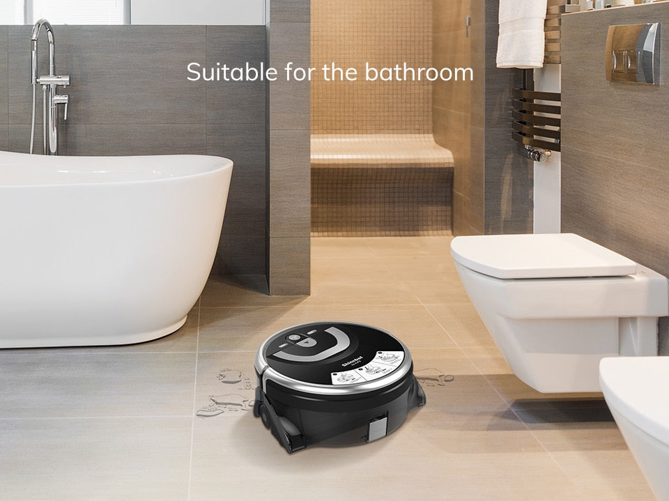 ILIFE New W400 Floor Washing Robot  with Large Water Tank
