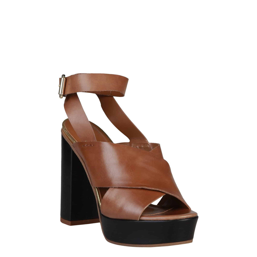 Pierre Cardin Sandal- CELIE - Brown