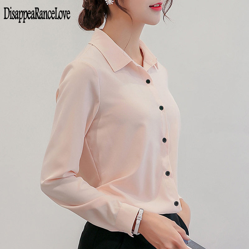 2020 Summer Chiffon Tops for Women