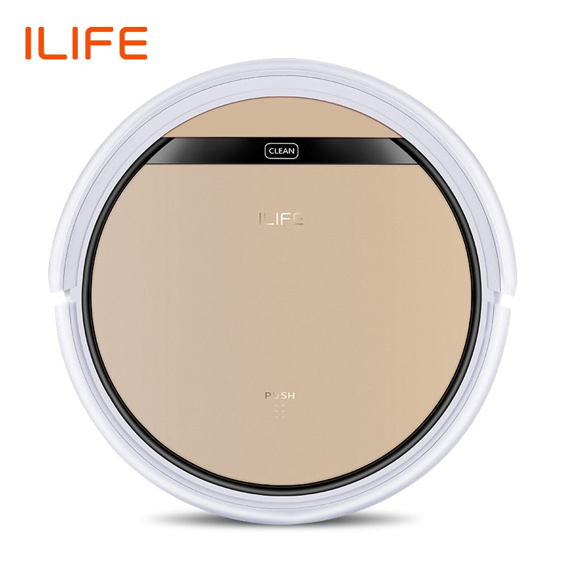 ILIFE V5s Pro Ultra-thin Robot Vacuum Cleaner