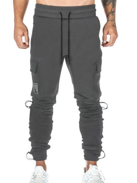 Side Pocket Sweatpants