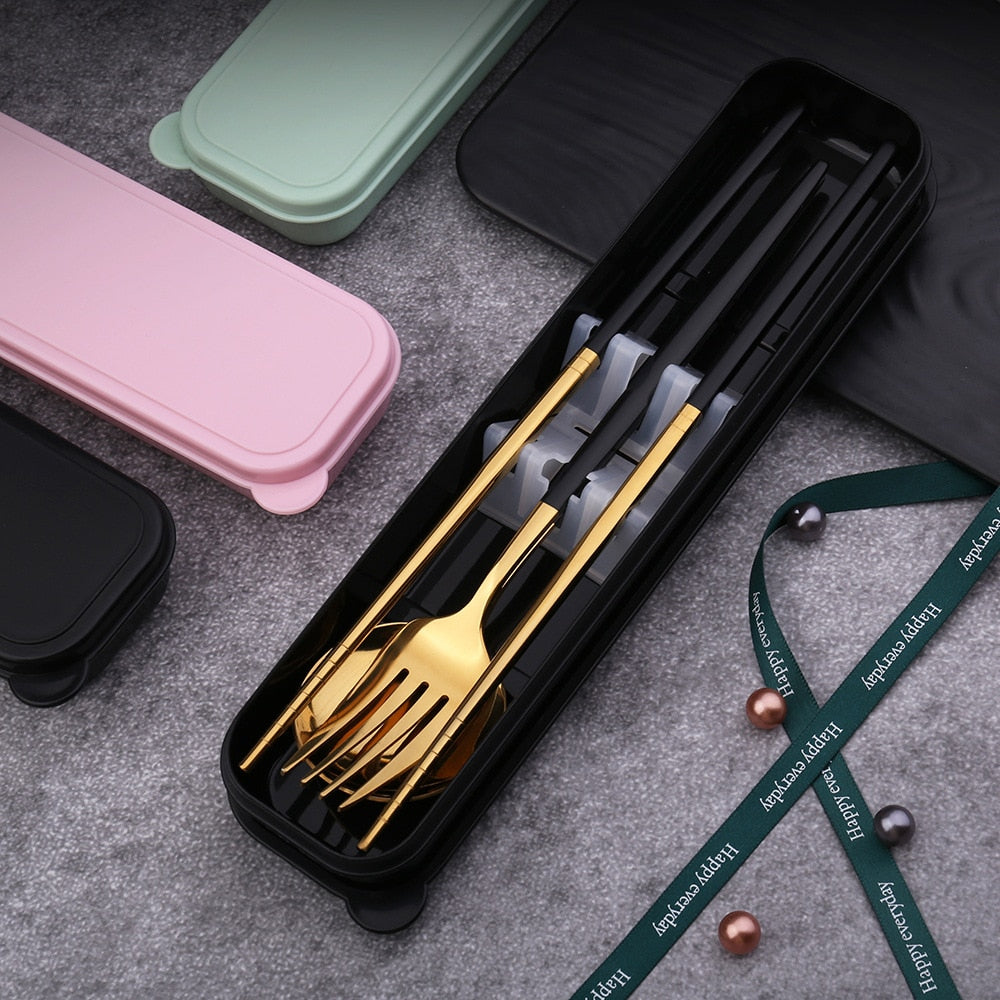 TUUTH  Stainless Steel Cutlery Set
