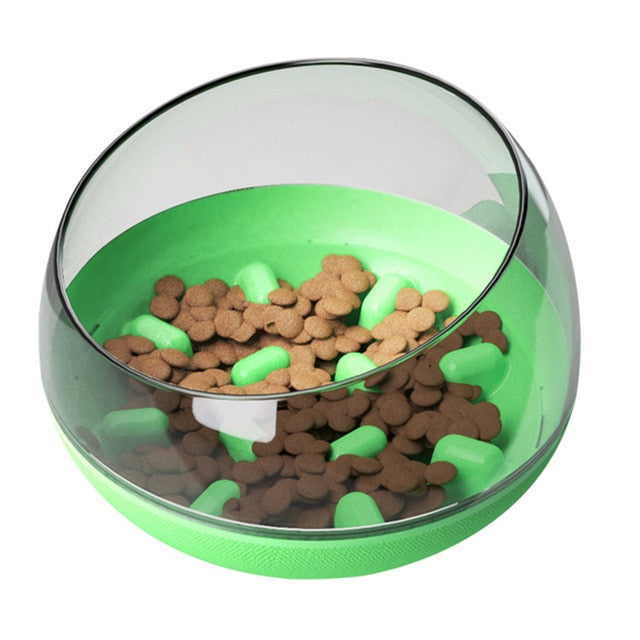 Slow Feeder Non Slip Pet Bowl