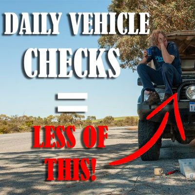 FREE 4x4 Maintenance Checklist To Avoid Breakdowns
