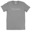 Bar Bar Gray T-Shirt