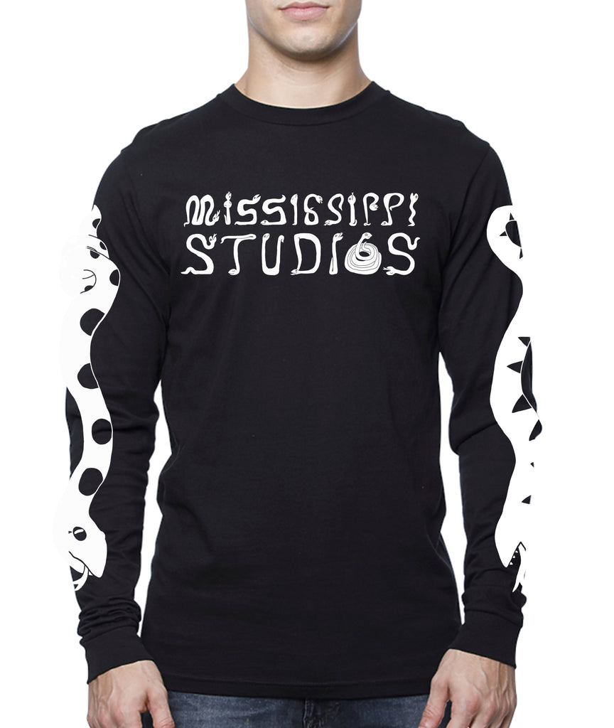Mississippi Studios Snakes Long Sleeve T-Shirt