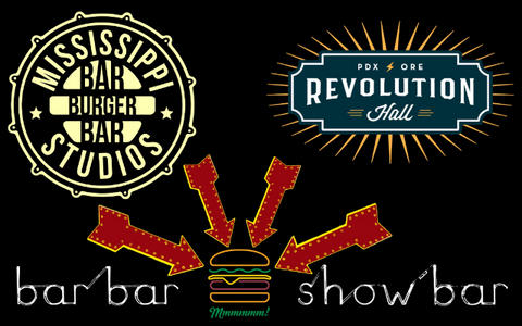 E-Gift Card to Mississippi Studios, Revolution Hall & Polaris Hall