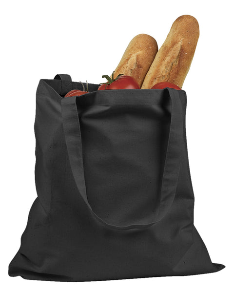 BAGedge BE007 6 oz. Canvas Promo Tote
