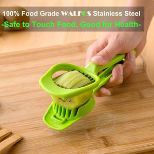 Household Jujube Egg Stainless Steel Slicer