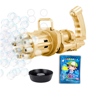 Gatling Bubble Blower