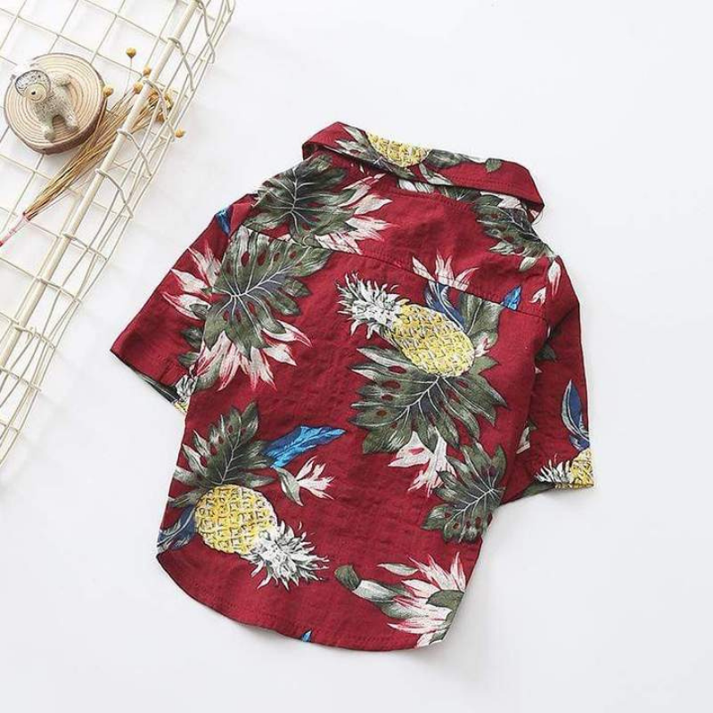 Frenchie Hawaiian Shirts