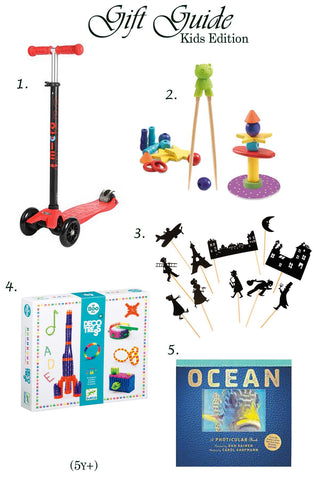 Christmas Gift Guide Kids Edition Ga Ga for kids