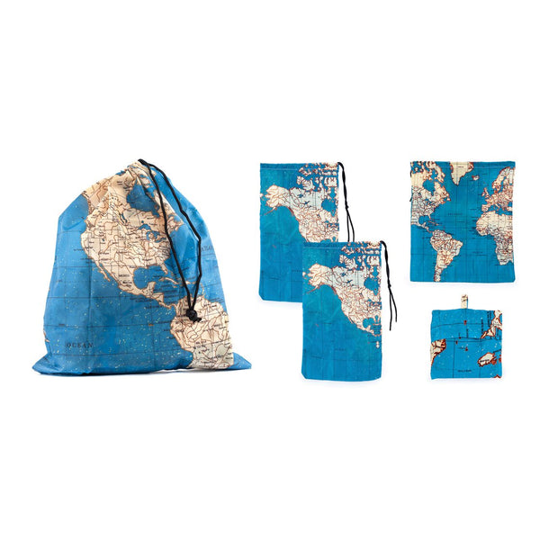 TRAVEL BAG S/4 MAPS