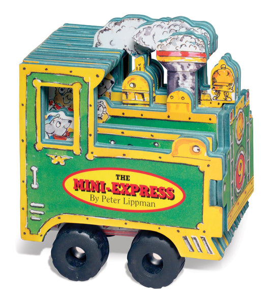 MINI WHEELS BOOK THE MINI-EXPRESS