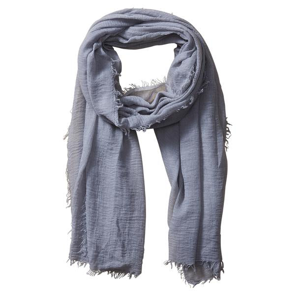 INSECT SHIELD SCARF GRAY