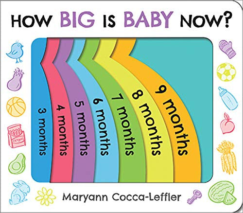 HOW BIG IS BABY NOW?