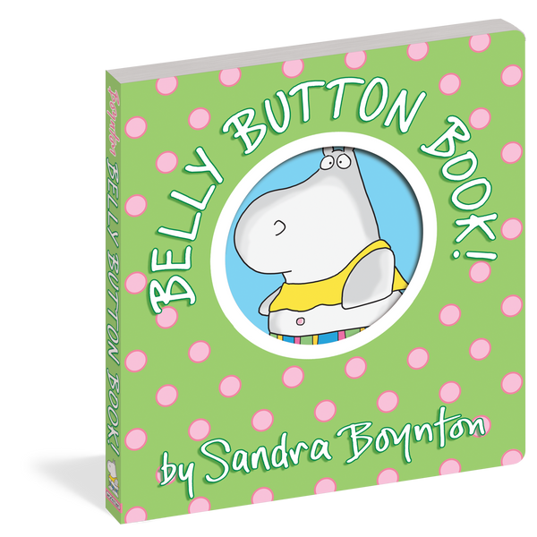 BELLY BUTTON BOOK! (LAP EDITION)