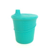 SILISKIN CUP, SIPPY TOP SET, TOP FITS ON ALL CUPS,