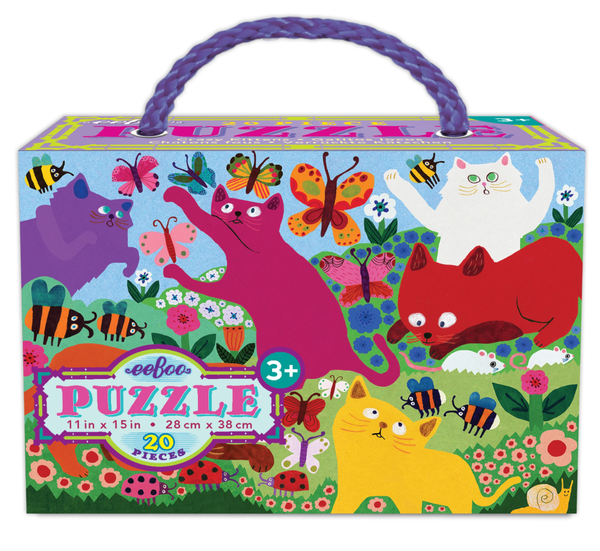 CRAZY KITTENS 20PC PUZZLE