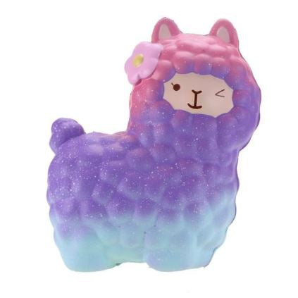 SQUISHY GALAXY ALPACA