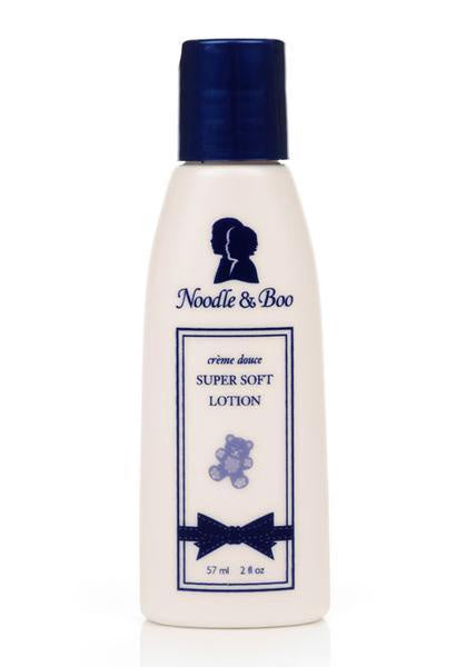 NOODLE AND BOO, SUPER SOFT LOTION,SOOTHING SENT,