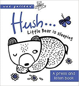 HUSH...LITTLE BEAR IS SLEEPING