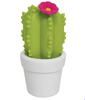 ISCREAM CACTUS NIGHTLIGHT, BATTERY OPERATED, LED, 15 MINUTE TIMER
