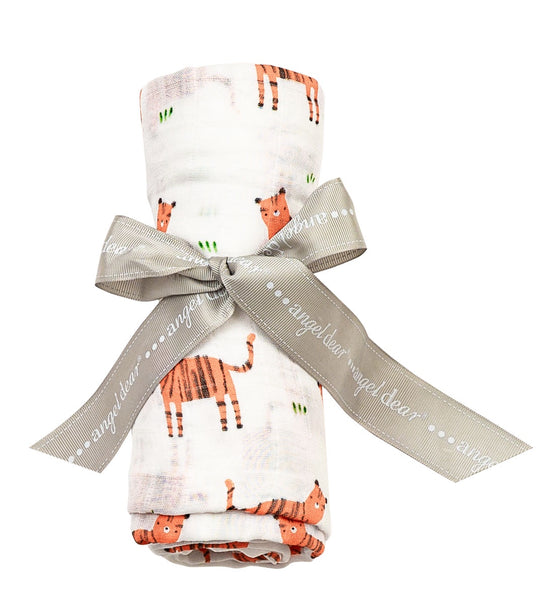 TIGERS MUSLIN SWADDLE BLANKET