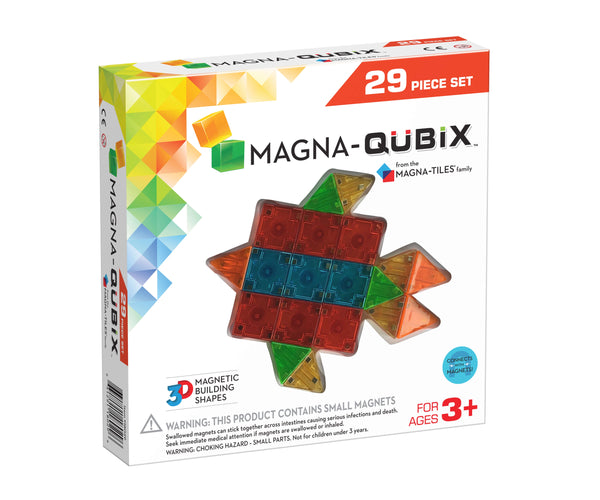 MAGNA-TILES MAGNA-QUBIX 29PC SET