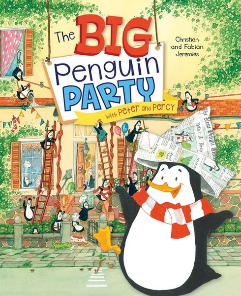 BIG PENGUIN PARTY
