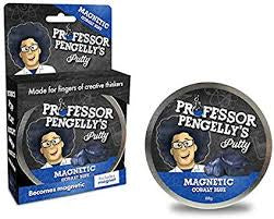MAGNETIC COBALT BLUE PUTTY
