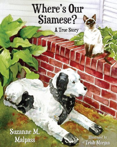 WHERE'S OUR SIAMESE?