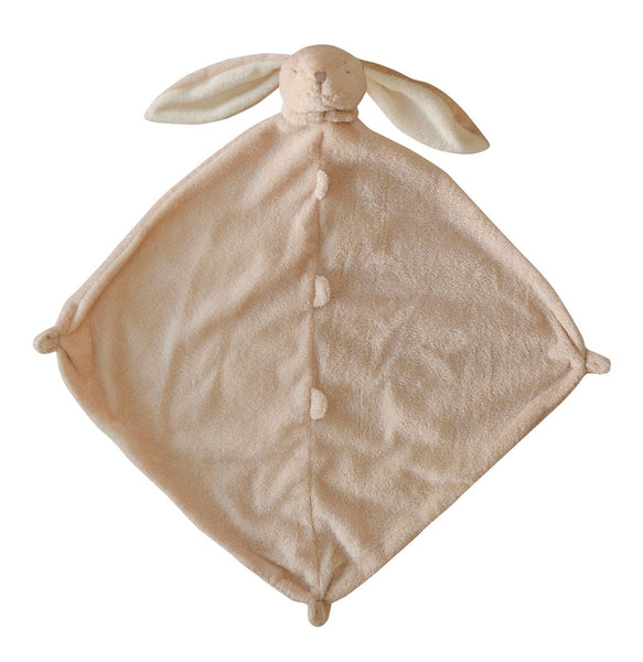 ANGEL DEAR, BUNNY LOVEY , EASY TO CARRY BLANKET, GA GA FOR KIDS