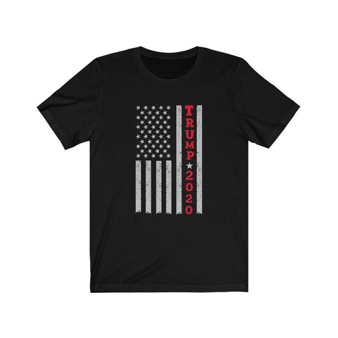 Men's Trump Flag T-Shirt - 3XL