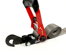 "Load image into Gallery viewer, 2"" Direct Hook Ratchet Tie Down"