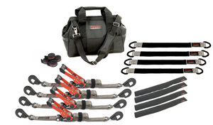"17 Piece 2"" Tie-Down Kit"
