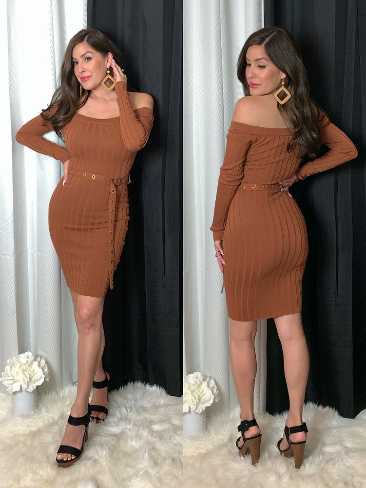 Aubrey Knit Dress