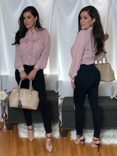 Load image into Gallery viewer, Love Letter Blouse (Blush)