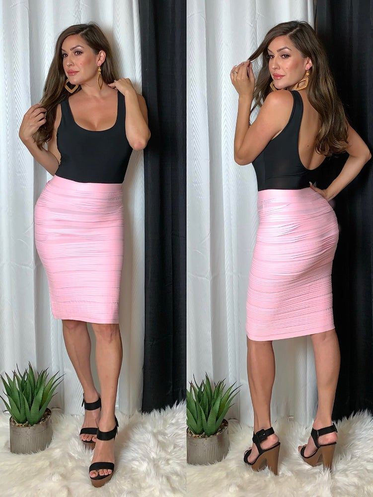 Dolled Up Skirt