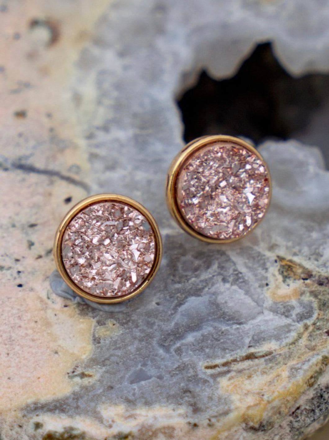 Love Exchange Stud Earrings