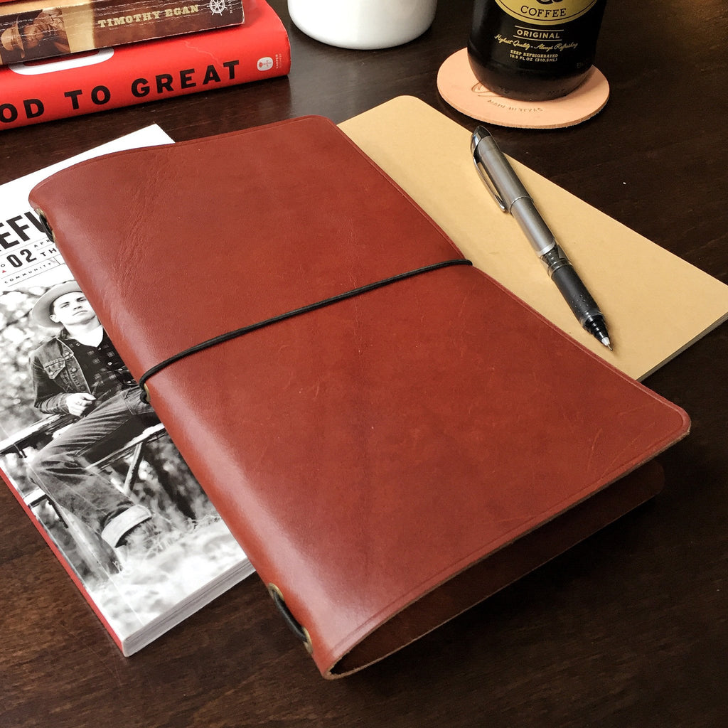 Memo Books + Journal Covers