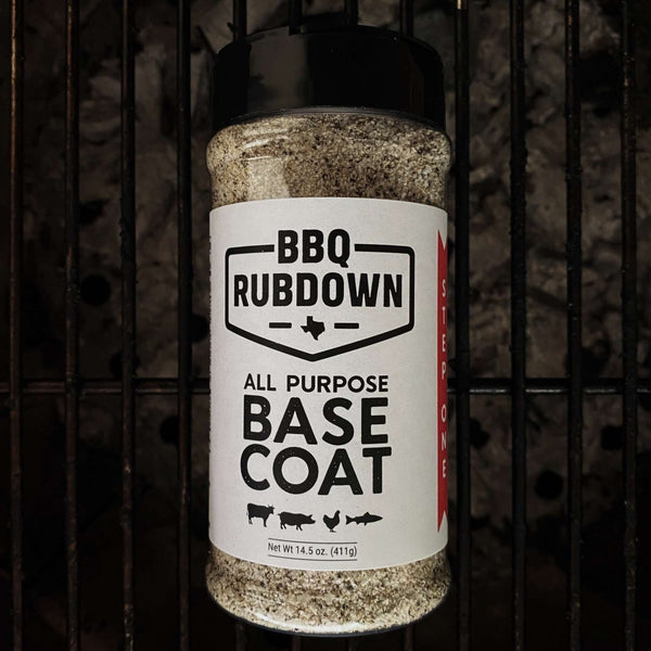 BBQ Rubdown Base Coat