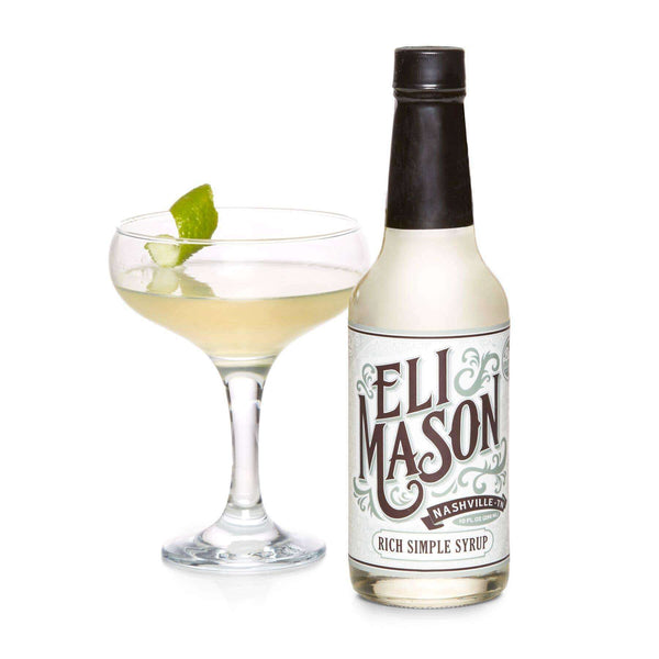 Eli Mason Rich Simple Syrup