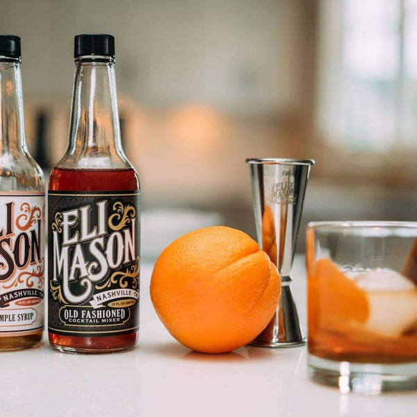Eli Mason Spiced Simple Syrup