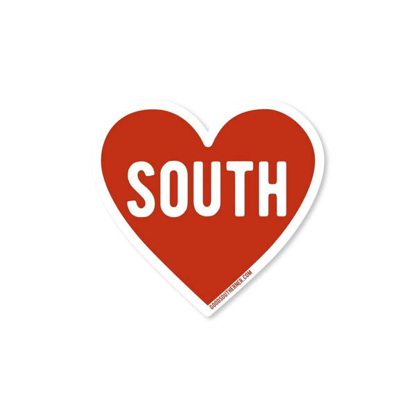 Sticker - Love South