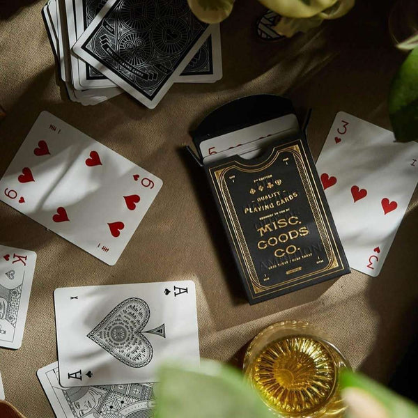 Playing Cards by Misc. Goods Co.