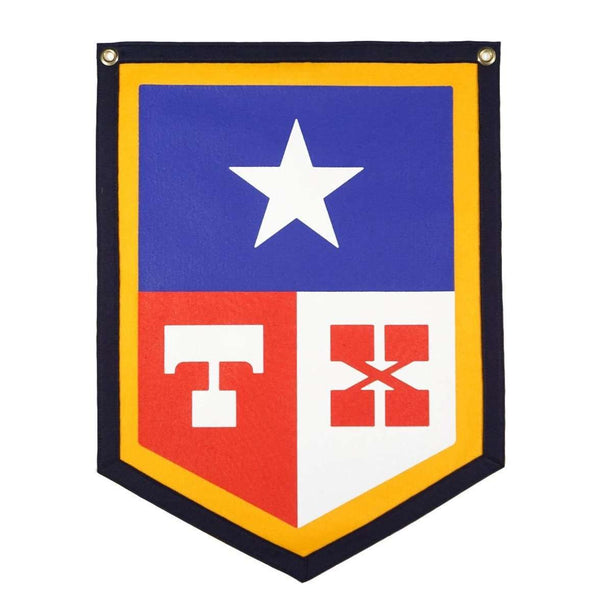 Camp Flag: TX