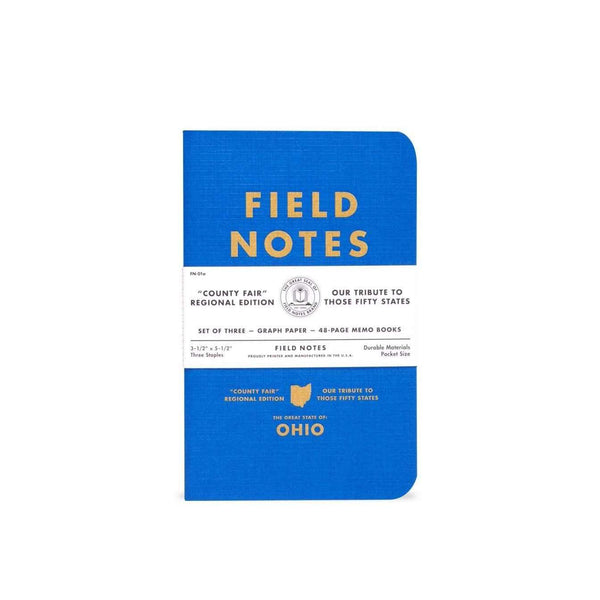Field Notes Packs/Refills - Odin Leather Goods