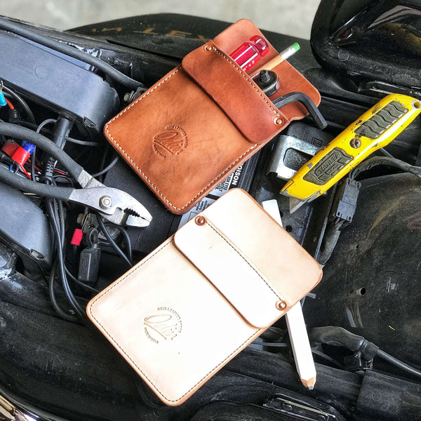 Tradesman Pockets - Odin Leather Goods