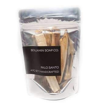 Palo Santo Set - Odin Leather Goods